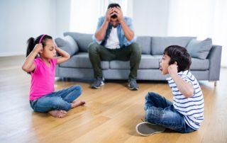 ناسازگاری فرزندان